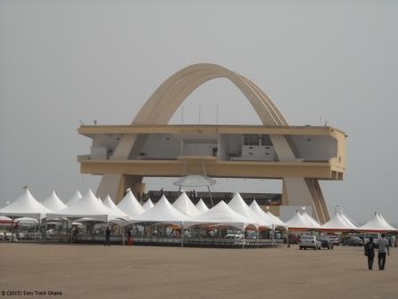 A Week In Accra, Ghana
