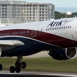 Arik Air resumes Abuja-Calabar, Abuja-Uyo routes