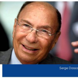 Chairman and CEO of Groupe Dassault is dead